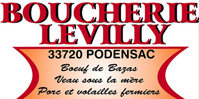 Boucherie Levilly