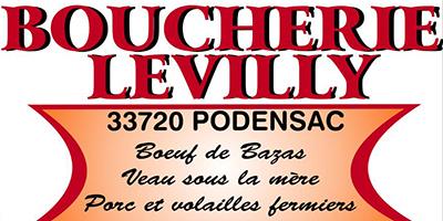 Boucherie Levilly